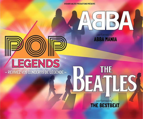 Abba & The Beatles performed by Abba Mania & The Bestbeat